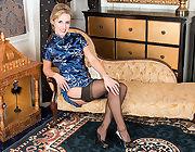 -boudoir nylon fun
