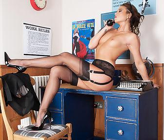 Natalia forrest silky oriental temptress - 1 part 9