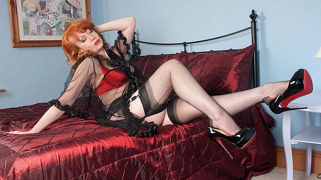 red heels lover